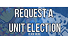 Request a Unit Election button